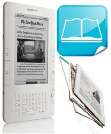Kindle vs. Stanza