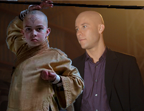 Aang and Luthor